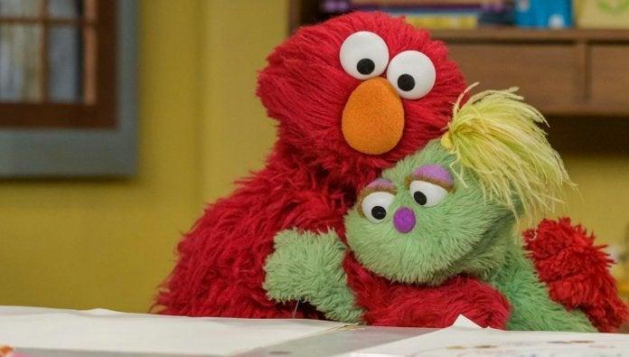 Sesame Street Karli Parental Addiciton