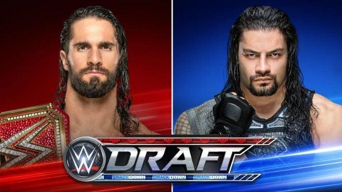 Seth-Rollins-Roman-Reigns-WWE-Draft