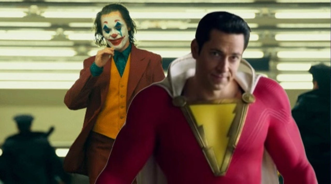 Shazam Star Zachary Levi Praises Joker Movie