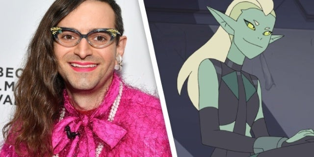 She-Ra and the Princesses of Power Adds Jacob Tobia as Non-Binary Character Double Trouble