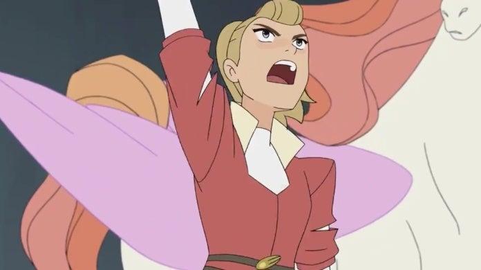 she ra and the princesses of power season 4 trailer