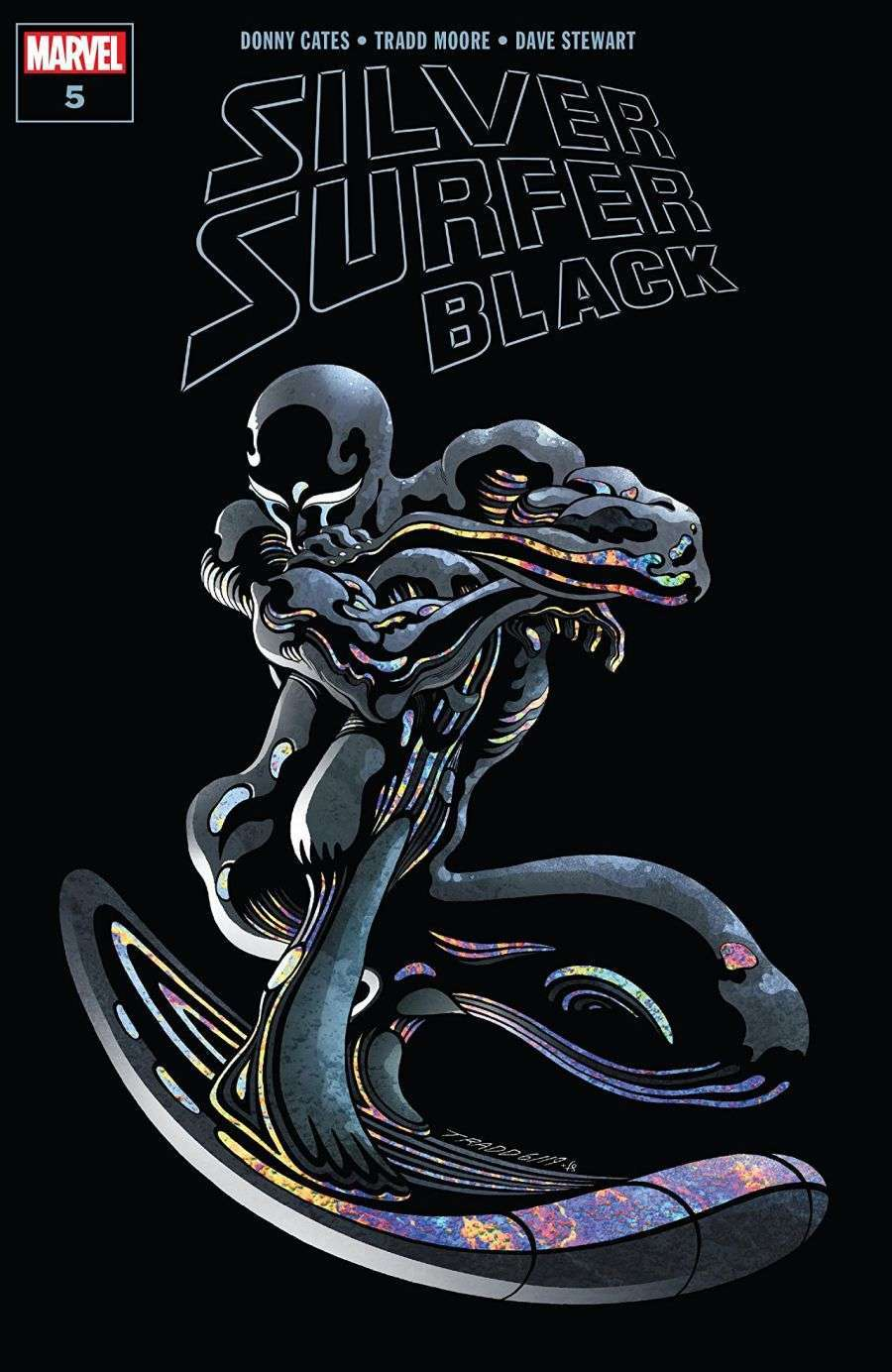 Silver Surfer Black #5