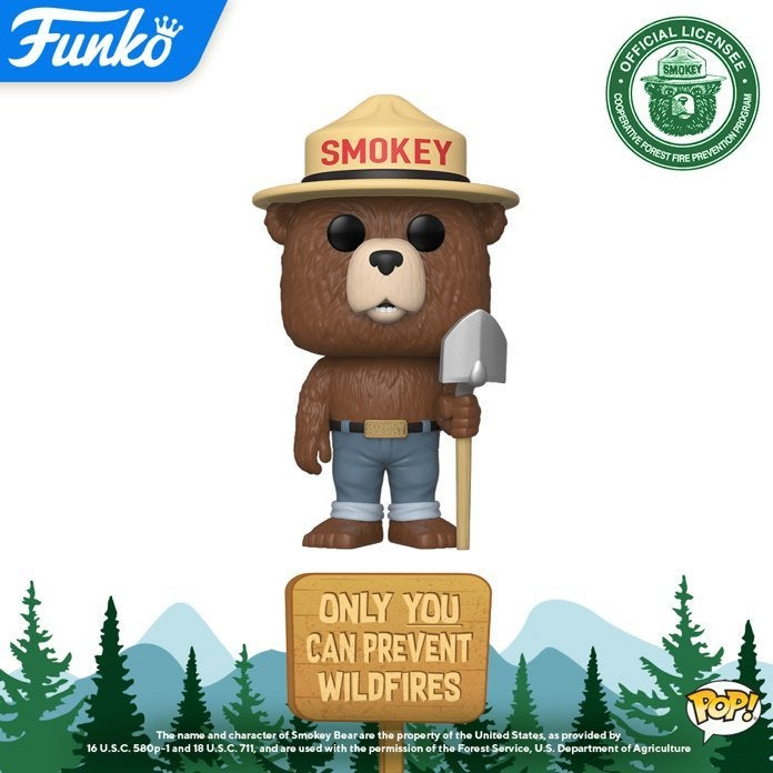 smokey-bear-funko-pop
