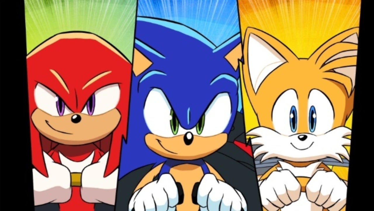 Sega S Director Of Animation Talks More Animated Sonic Fan Reactions And Tails Choking On A Chili Dog