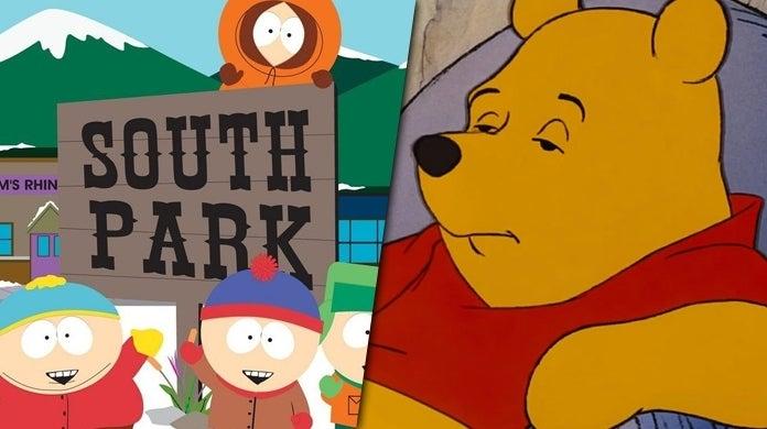 south park winnie the pooh