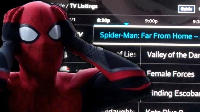 spider man comcast