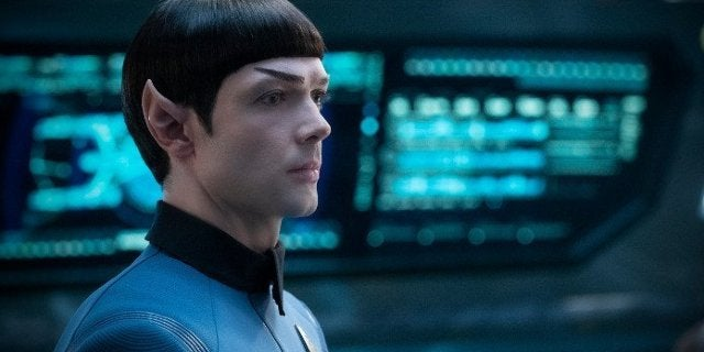 Star Trek: Short Treks Featurette Goes Inside Spock's First Day