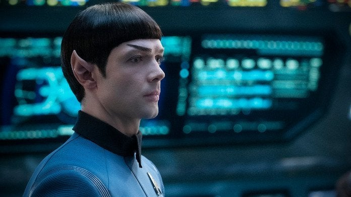 Spock Ethan Peck Star Trek Short Treks Q and A
