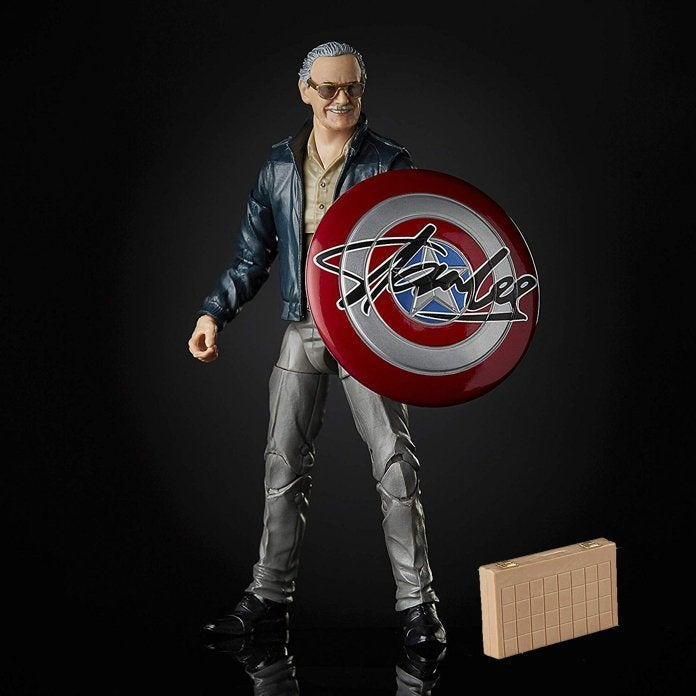 Stan Lee Pop The First Avenger #3 Vinyl Exclusive Cameo Captain America