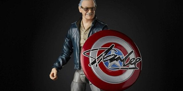 Hasbro's Marvel Legends Stan Lee Avengers Cameo Figure is Available Now