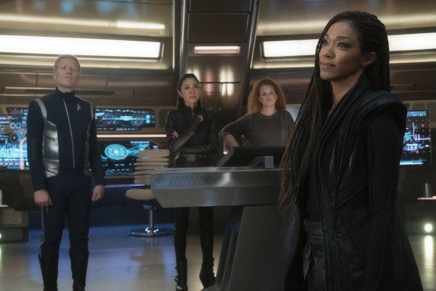 Star Trek Discovery 02