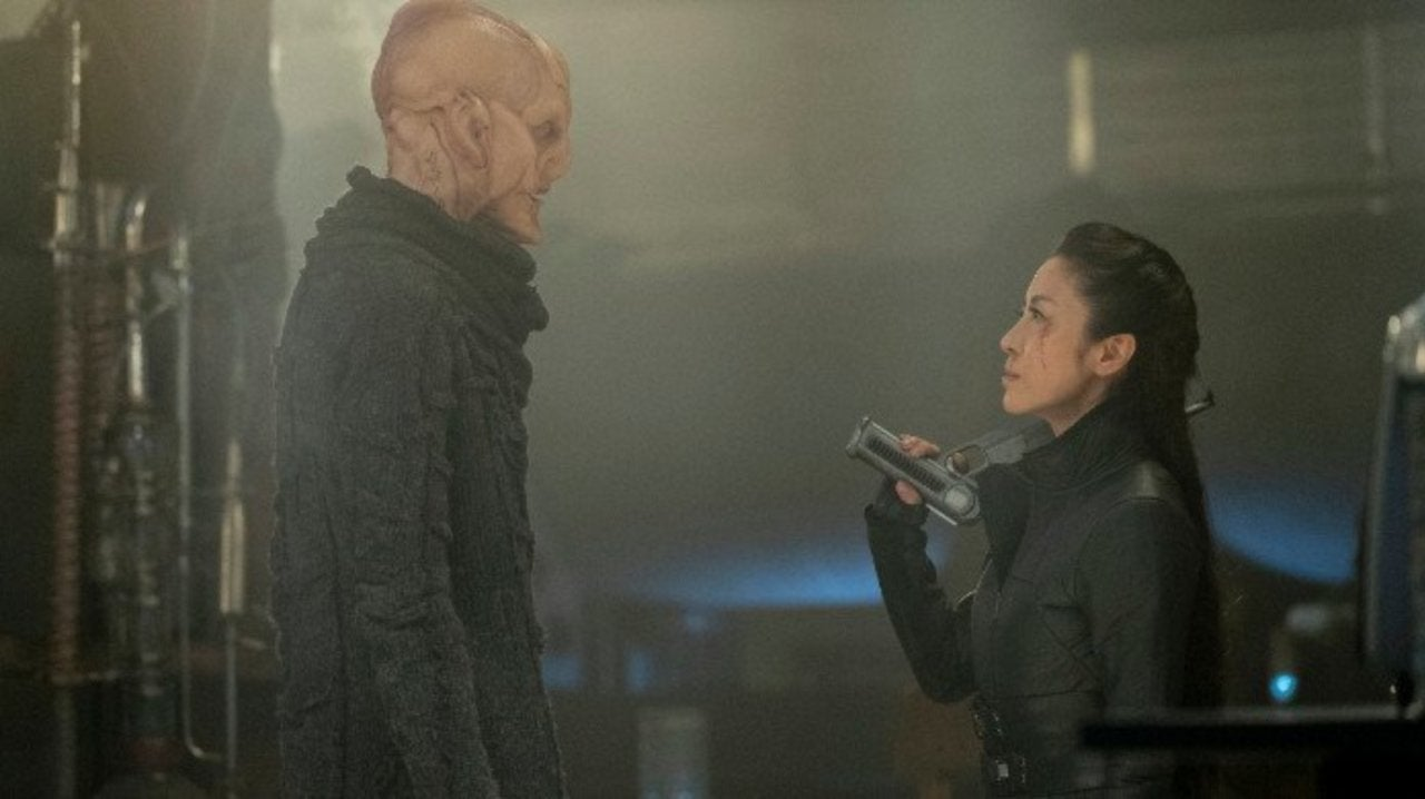 Star Trek: Discovery Showrunner Confirms the Federation Still Exists in the 32nd Century