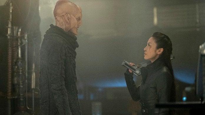 Star Trek Discovery Season 3 Saru Georgiou
