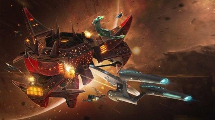 Star Trek Fleet Command Armadas