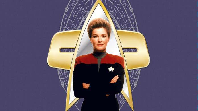 Star Trek Janeway Autobiography