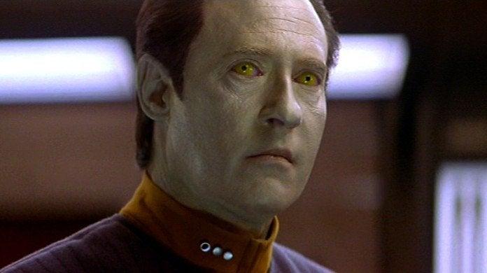 Star Trek Nemesis Data