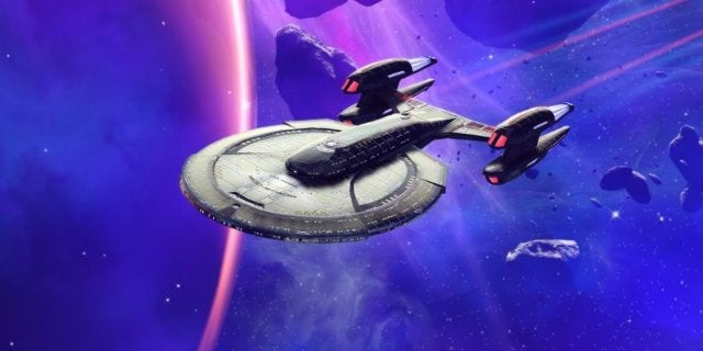 Star Trek: Captain Nog's Ship Model to be Released in Tribute to Aron Eisenberg