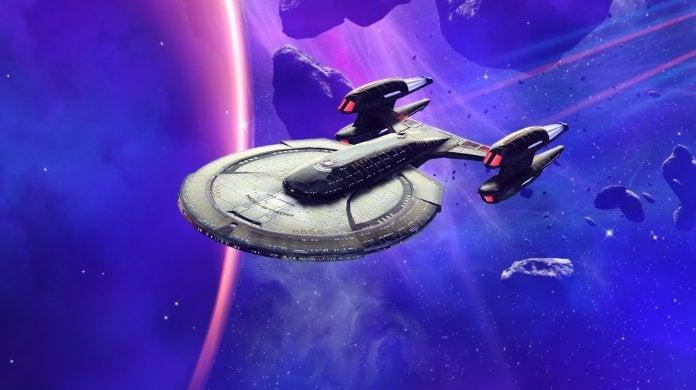 Star Trek Online Chimera Class Captain Nog Hero Collector