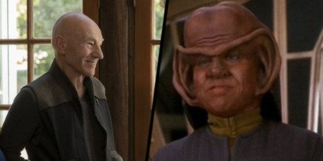Star Trek: Picard Producer Responds to Petition to Make Captain Nog Canon