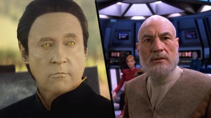 Star Trek Picard Data Next Generation Finale