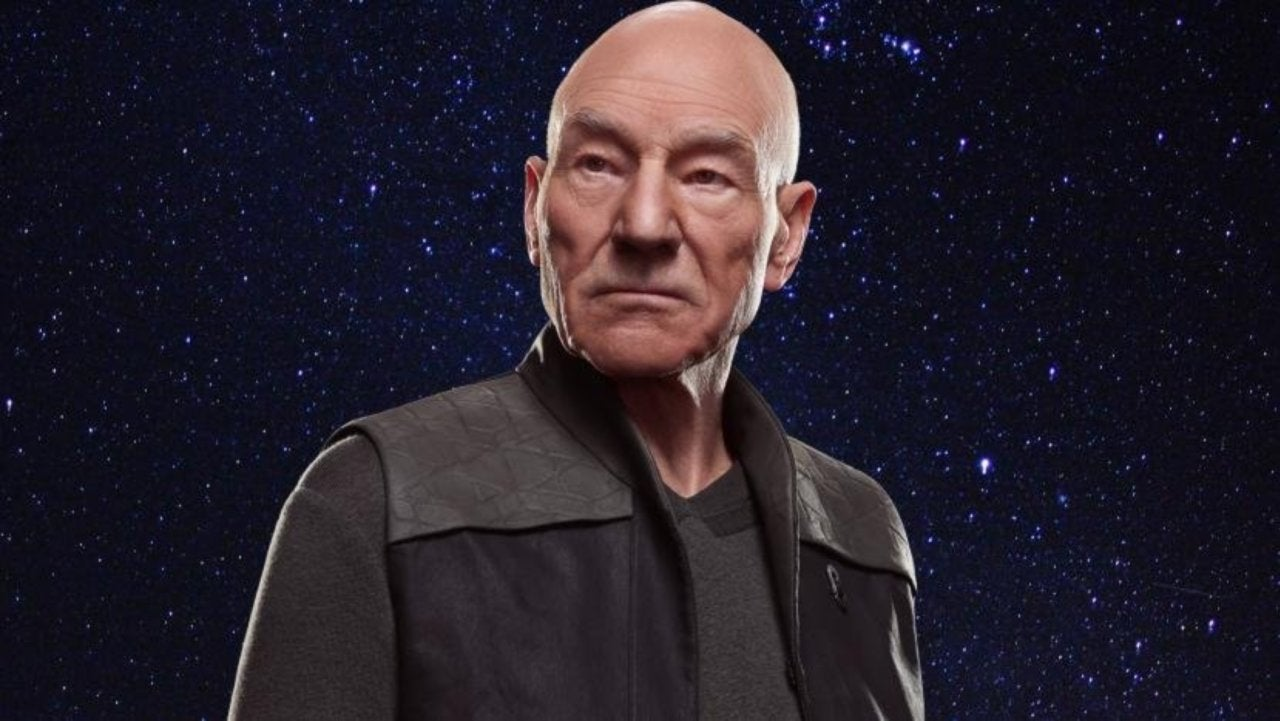 Star Trek: Picard Is Headed to CCXP