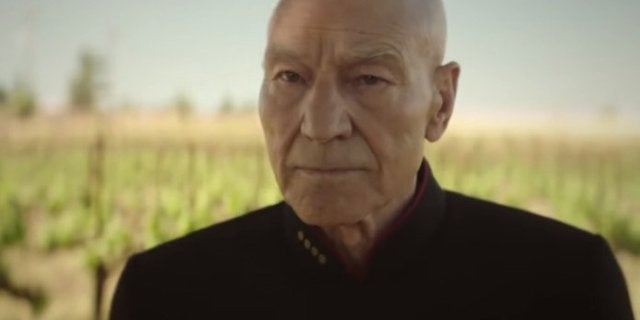 Star Trek: Picard First Look at New Starfleet Insignia