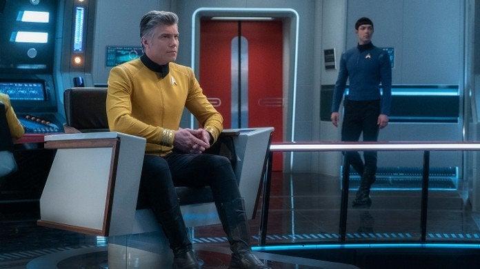 Star Trek Pike Spock