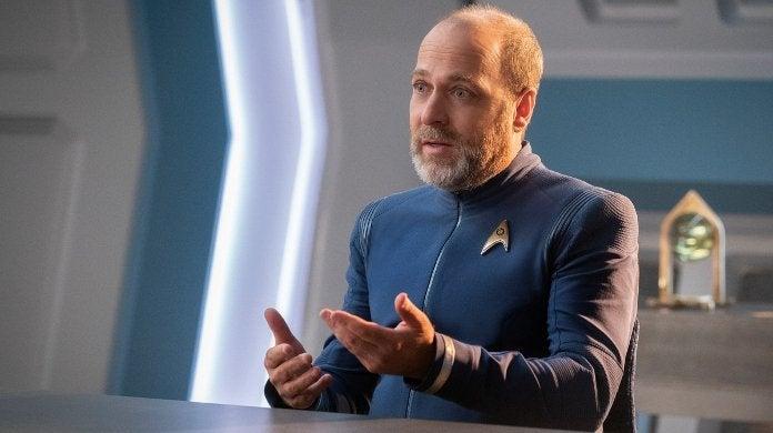 Star Trek Short Treks Edward Larkin H Jon Benjamin
