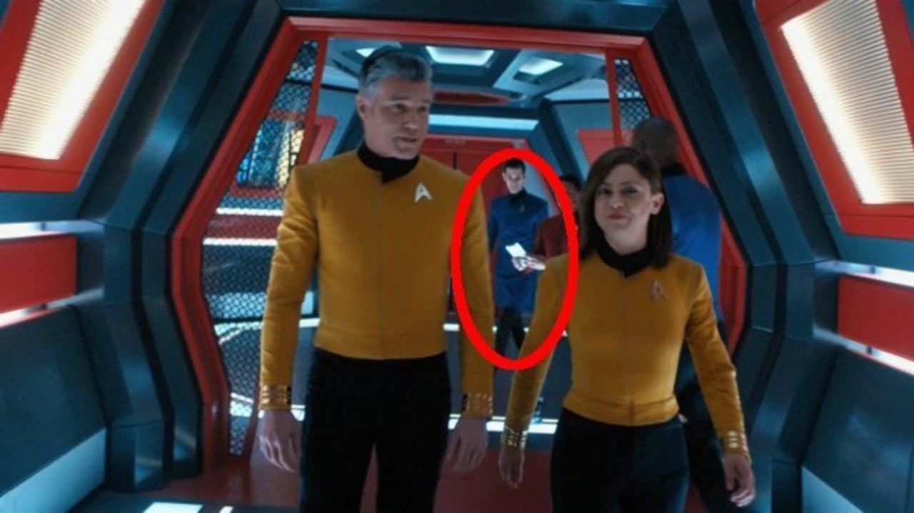 Star Trek Sneaked a Fan-Favorite, Classic Starfleet Uniform Into Short Treks