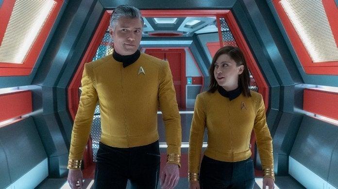 Star Trek Short Treks The Trouble With Edward