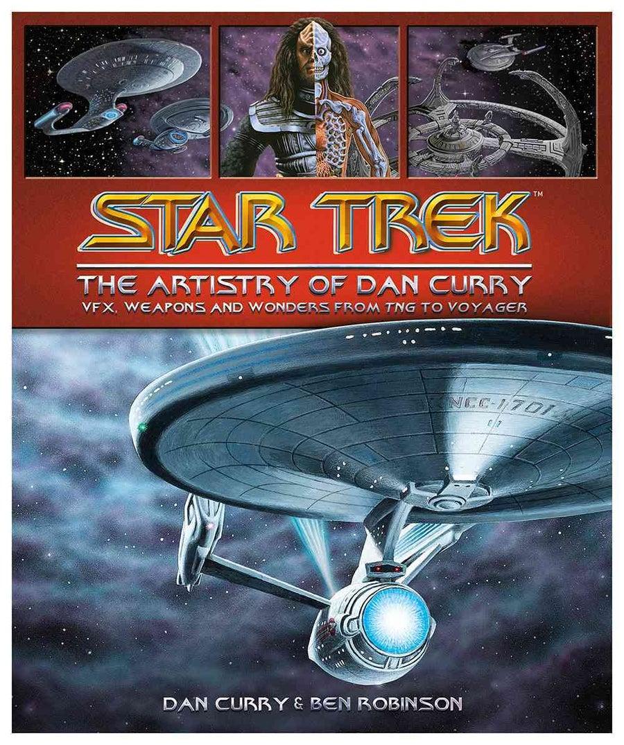 Star Trek The Artistry of Dan Curry