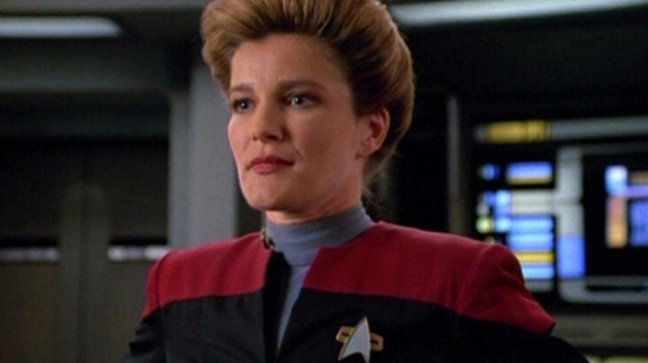 Astronaut Wearing Star Trek Uniform, Quoting Janeway in Space Goes Viral