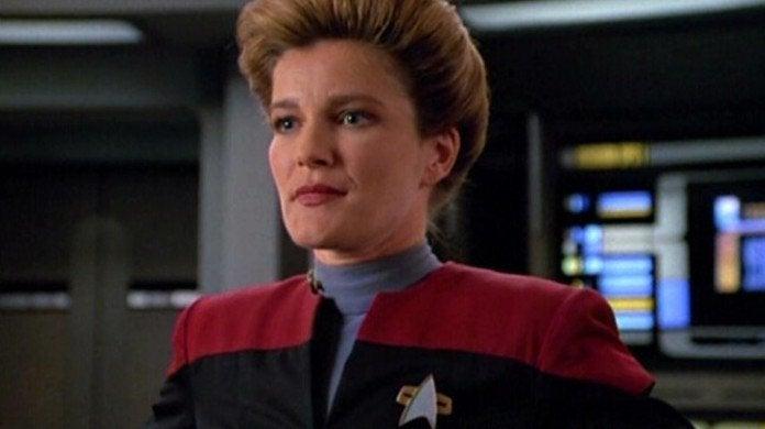 Star Trek Voyager Janeway