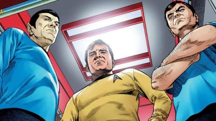 Star Trek Year Five #7