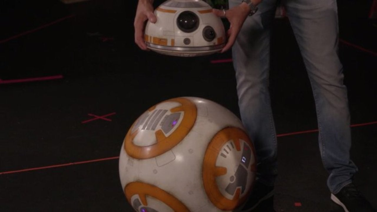 New Star Wars: Galactic Builders Episode Breaks Down How BB-8 Really Works