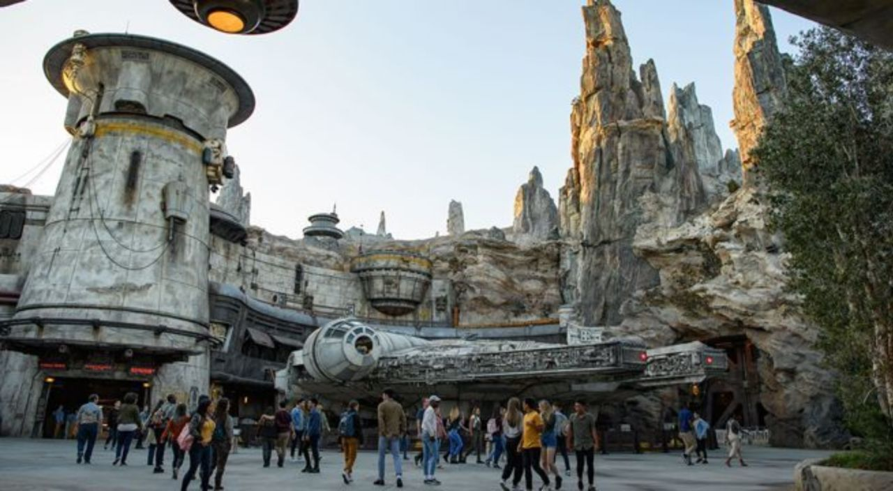 Walt Disney World Reportedly Removes Star Wars-Themed Names on Food Items in Galaxy's Edge