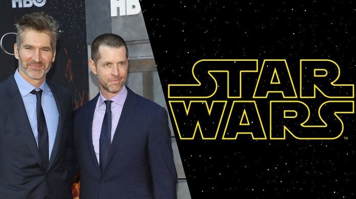 Star Wars Game of Thrones David Benioff DB Weiss