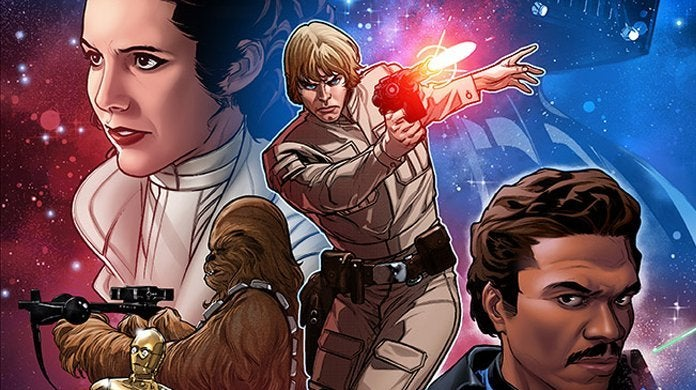 star wars issue 1 2020 cover header