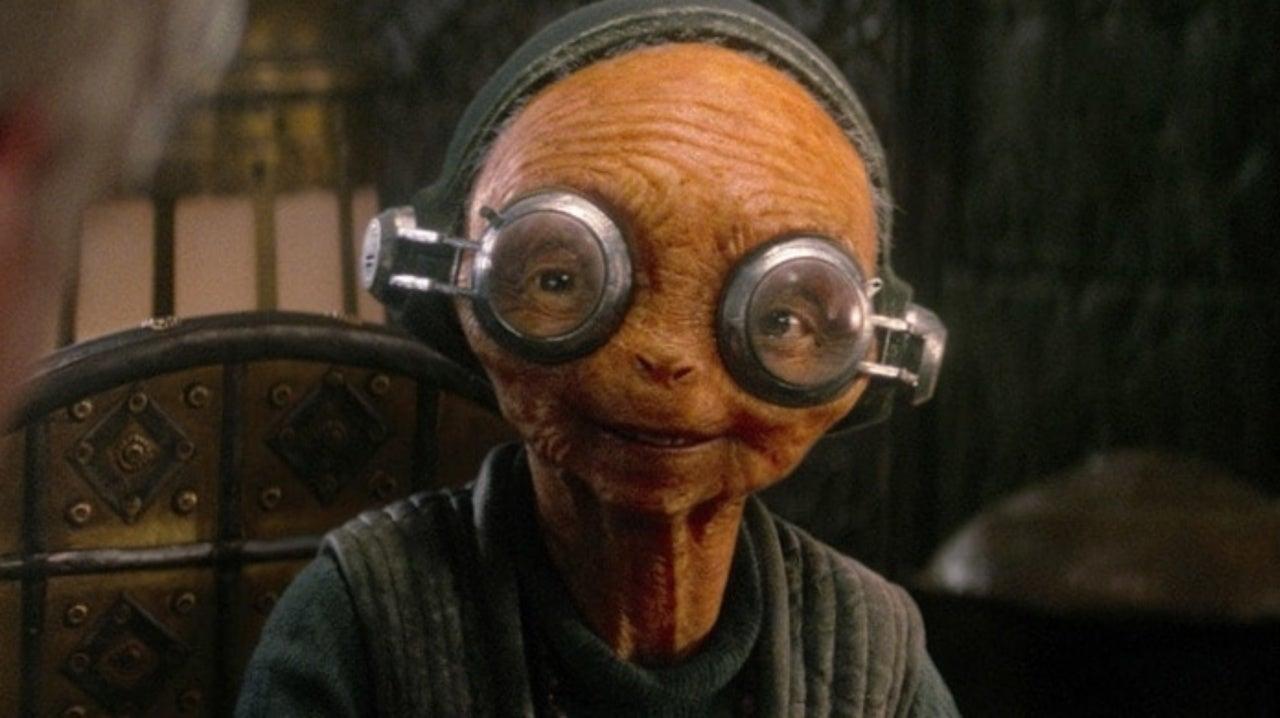 Star Wars: The View Host Asking Lupita Nyong'o About Hair and Makeup as Maz Kanata Goes Viral