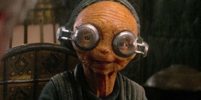Star Wars: Lupita Nyong'o Hasn't Seen The Rise of Skywalker but Promises Maz Kanata Appears
