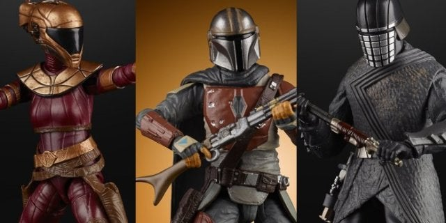Hasbro's London and Paris Comic Con Star Wars Black Series and Vintage Collection Figures Are Live