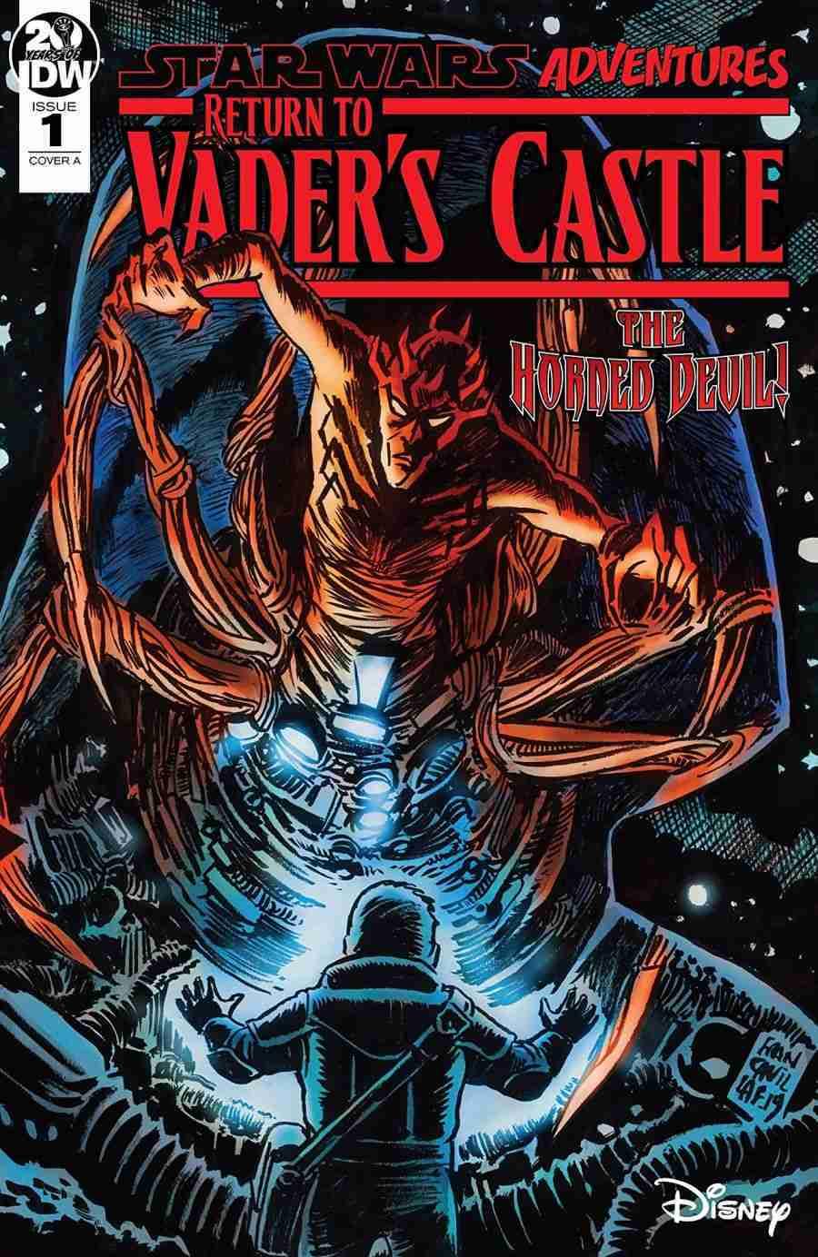 Star Wars Return to Vader's Castle #1