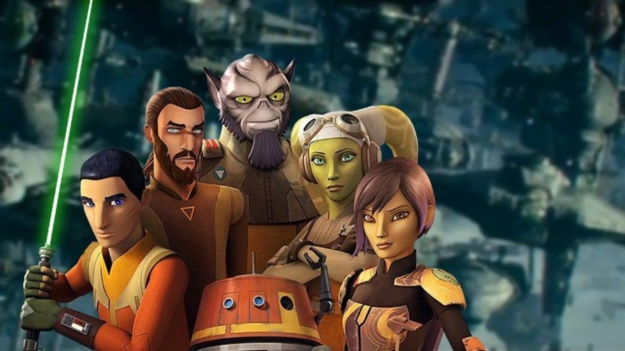 New Star Wars The Rise Of Skywalker Trailer Teaser Hints At Major Rebels Connection