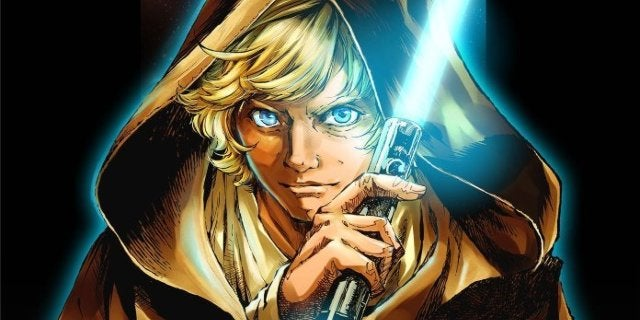 Star Wars: The Legends of Luke Skywalker Reveals Cover Artwork