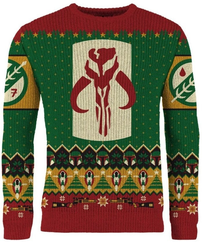 Joker Christmas Sweater.Star Wars Ugly Christmas Sweaters Peak With The Merry
