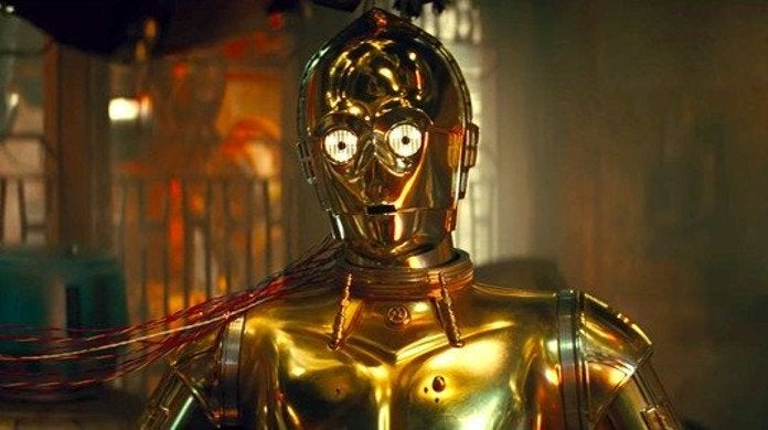 Star Wars The Rise of Skywalker C3PO