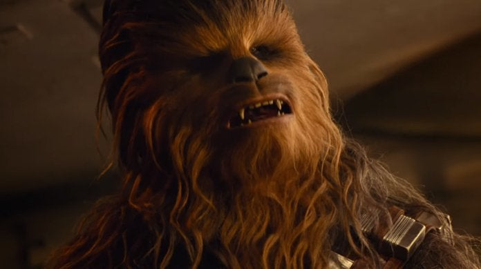 star wars the rise of skywalker chewbacca