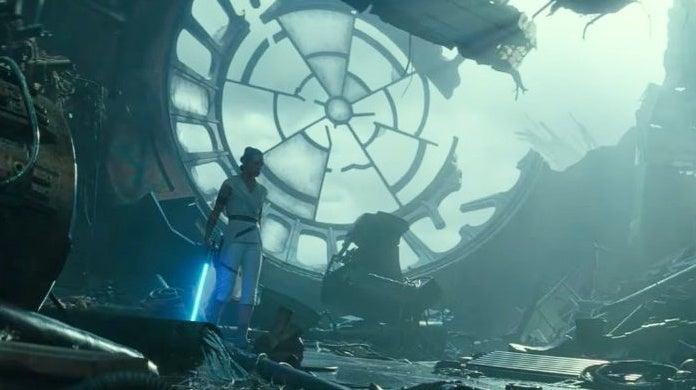 star wars the rise of skywalker death star ii