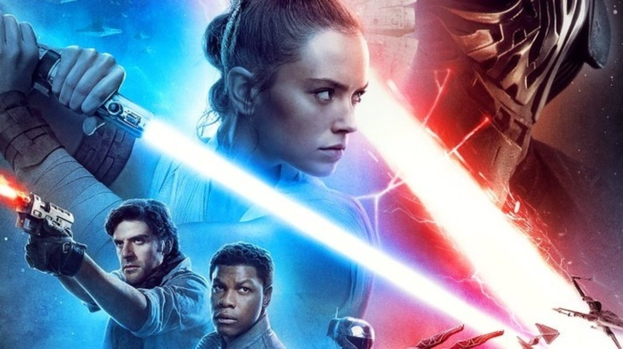 New Star Wars: The Rise of Skywalker Poster Unveiled