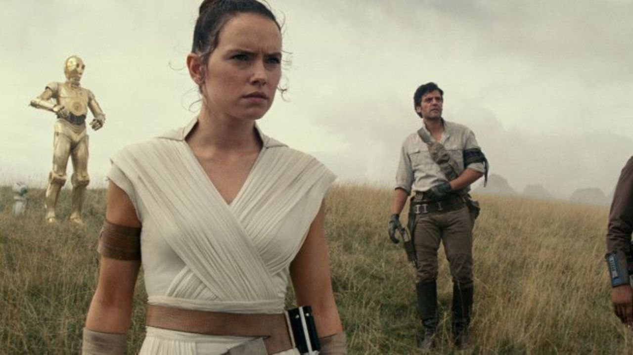 Image result for Star Wars: The Rise of Skywalker to Get Day and Date Release in China By CHARLIE RIDGELY - November 29, 2019 12:35 pm EST